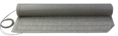 TempZone Custom mat unrolled