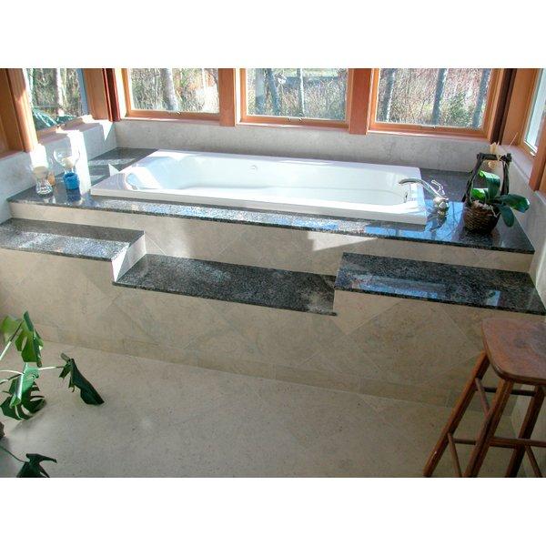 Bathroom Bath Tub Lifestyle Stock Photo