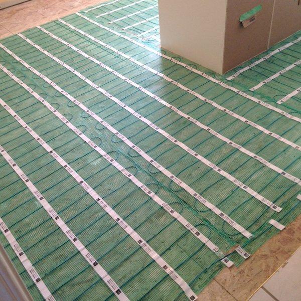 Radiant Floor Heating Cost In 2021, Heated Bathroom Floor Cost