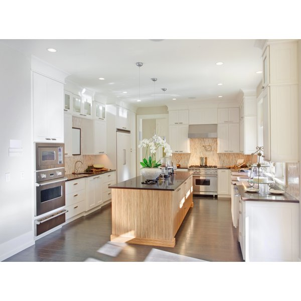 Kitchens offer a great return on investment.