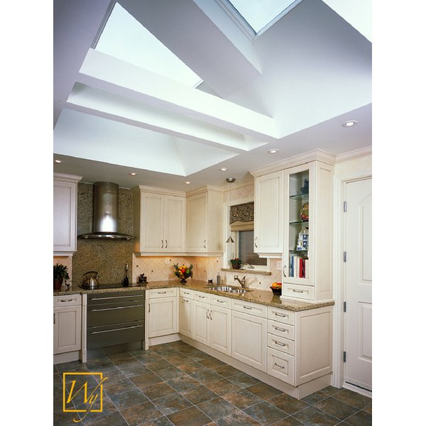 Radiant heating transforms a cold Toronto kitchen