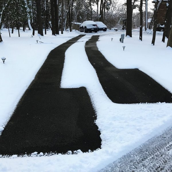 How Much Energy Does A Heated Driveway Use Warmlyyours