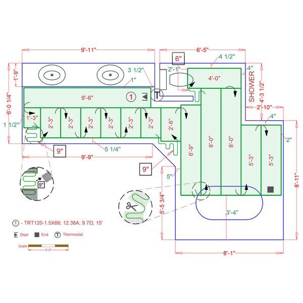 TempZone Flex Roll SmartPlan