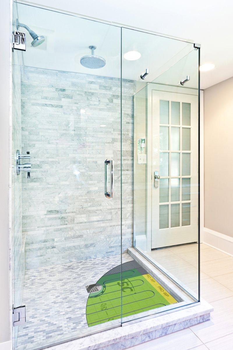 Tile Shower Kits Shower Waterproofing Kits